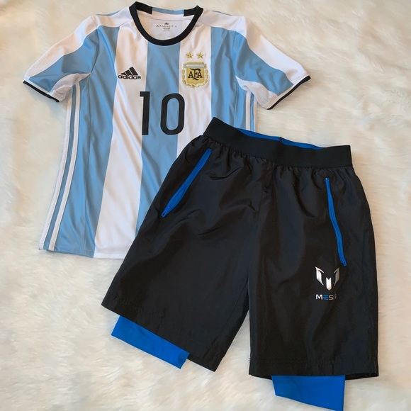 check out 7f944 ccbcf messi jersey youth large